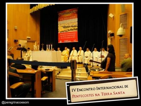Congresso Pentecostes Terra Santa
