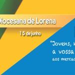 TV Canção Nova transmite Jornada Diocesana de Lorena