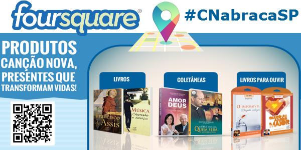 foursquare #CNabracaSP