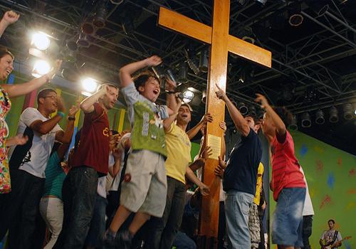 Em Cristo somos mais que vencedores