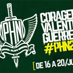 """PHN 2014: """"Coragem valente guerreiro"""""""