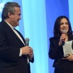 """TV Canção Nova recebe homenagem na """"Festa da Comunicação"""""""
