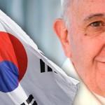 Acompanhe momentos de papa Francisco na Coreia do Sul