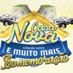 DVD de Setembro da promoção 'Casa Nova Canção Nova'