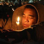 Noite de louvor ao Pai das Misericórdias
