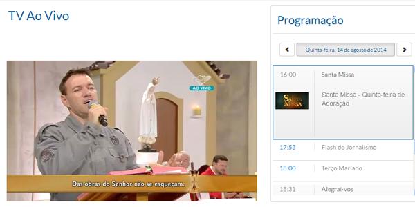 TV AO VIVO CN