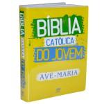 Livro Bíblia Católica do Jovem - Ave Maria