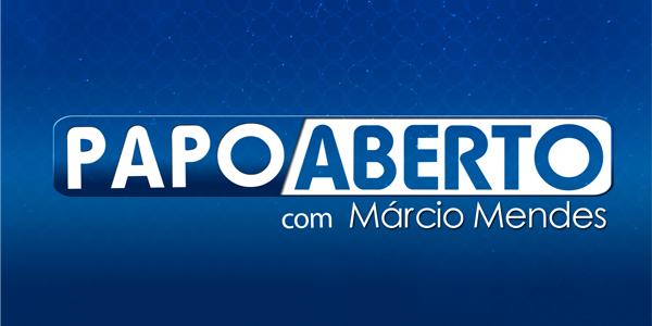 Márcio Mendes apresenta entrevistas exclusivas