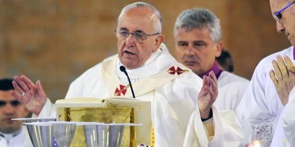 Papa celebra Santa Missa em Memorial da 1ª Guerra Mundial