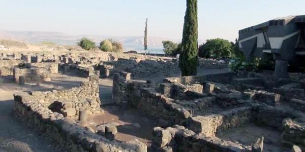 Custódio da Terra Santa celebra missa solene em Cafarnaum