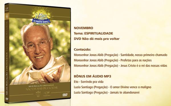 DVD Novembro