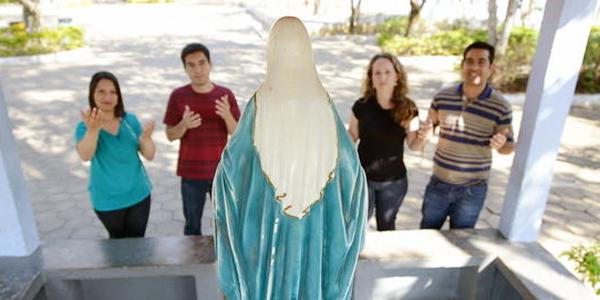 Outubro, mês rico em devoções marianas