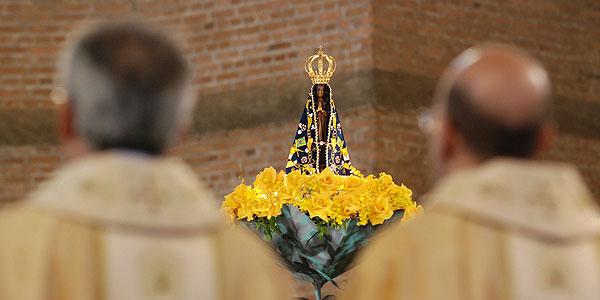Mensagem De Nossa Senhora Aparecida Para O Dia 12 De: Reze A Novena De Nossa Senhora Aparecida