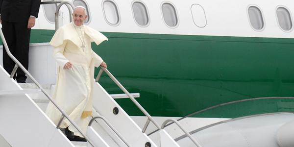 Acompanhe os momentos do Papa em sua visita à Turquia