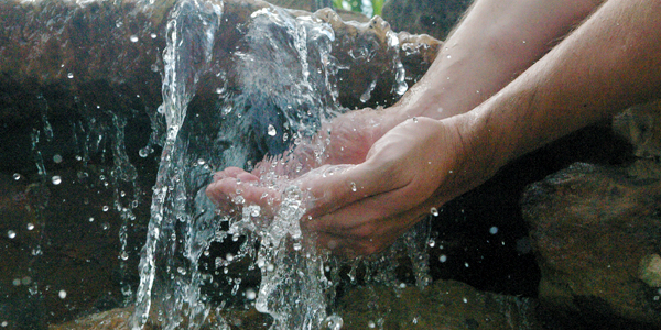 Água, questão de vida