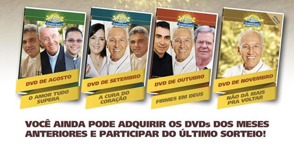 DVDs promocionais
