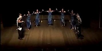 Dança libanesa ganha destaque em programa