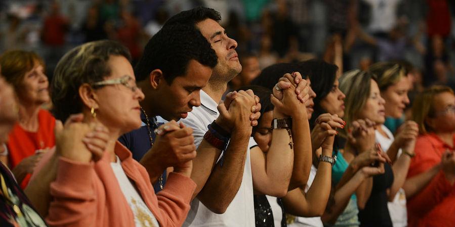 Momentos de fé e aprofundamento na espiritualidade cristã