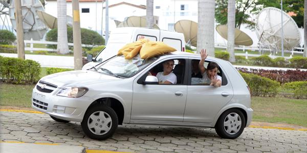 """Promoção """"Casa nova Canção Nova sorteia mais um carro 0km"""