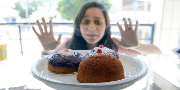 A ansiedade e os distúrbios alimentares