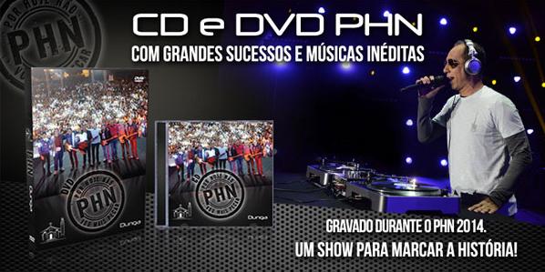Cd e DVD PHN