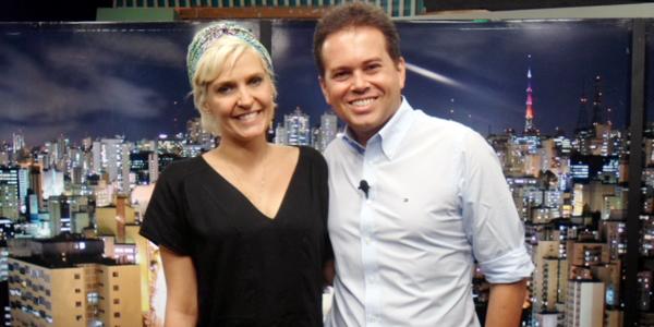 Flávia Flores e Erika Vilela participam do Papo Aberto