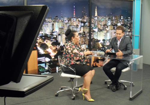 blogueira Reghiane Silva