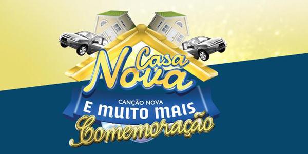 Entrega da última casa da promoção 'Casa Nova Canção Nova'