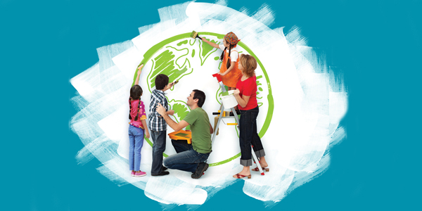 Programa especial para famílias