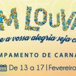 Carnaval Canção Nova com muitas novidades para WEB