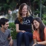 Jovens sarados, a juventude em Deus