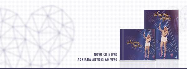 Novo CD e DVD