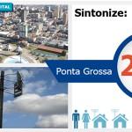 TV Canção Nova com sinal digital em Ponta Grossa