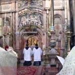 As atividades da Igreja na Terra Santa
