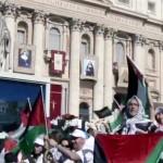 As celebrações pelas novas santas árabes