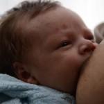 Amamentação um vínculo entre mãe e bebê