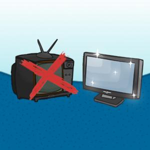 Como sintonizar a nova tecnologia em seu televisor