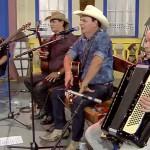 Trio Parada Dura marca presença no Canção Nova Sertaneja