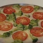 Aprenda a fazer pizza integral e suco antioxidante