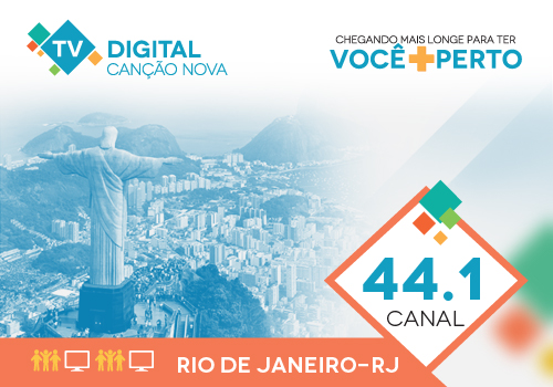 Rio de Janeiro (RJ) é a 69ª cidade a ser digitalizada