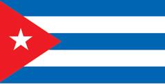 Bandeira Cuba