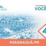 Paranaguá (PR) sintoniza o sinal digital da TV Canção Nova