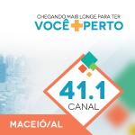 Capital do Alagoas, Maceió, recebe sinal digital da TV Canção Nova