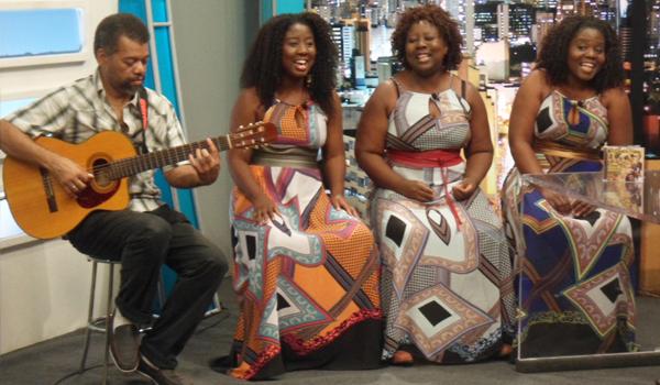 Grupo Musical A quatro vozes
