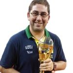 Fisioterapeuta da seleção brasileira de vôlei vai ao PHN