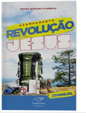 Livro Acampamento Revolução Jesus