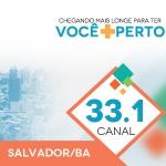 Sinal digital da TV Canção Nova chega a Salvador (BA)