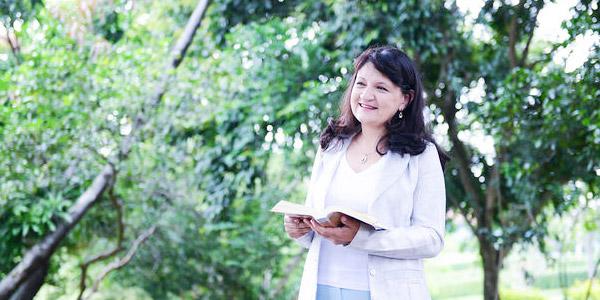 Adelita Roseti – Foto: Wesley Almeida/cancaonova.com