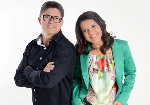 João Carlos Medeiros e Maria Luiza