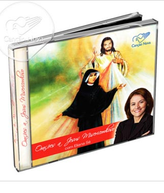 CD Orações a Jesus Misericordioso Eliana Sá